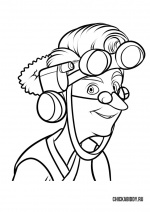 Профессор Бомба