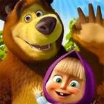 Маша и Медведь портрет
