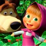 Маша и Мишка