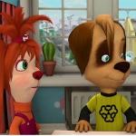 Лиза и Дружок