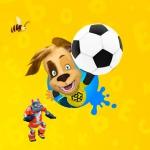 Дружок с мячом