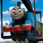 Томас на подъемнике