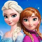 Анна и Эльза - портрет