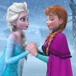 Эльза и Анна разговаривают