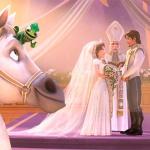 Свадьба Рапунцель и Юджина