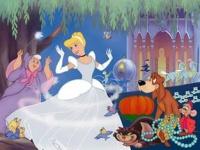 Новогодний бал для Золушки - для детей старшей группы