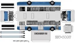 ЗИУ 682в Тролейбус