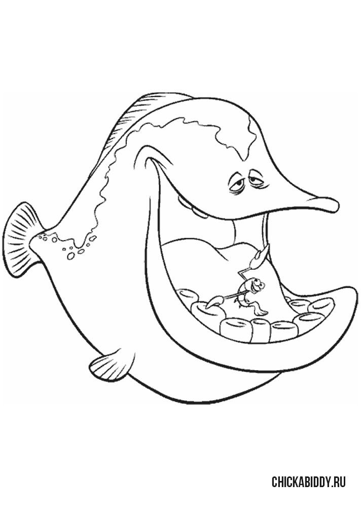 Музыкальная рыба