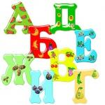 Съедобные буквы