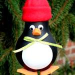 Пингвины – украшение на елку