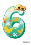 Цифра 6