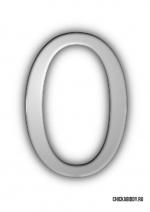 Цифра 0